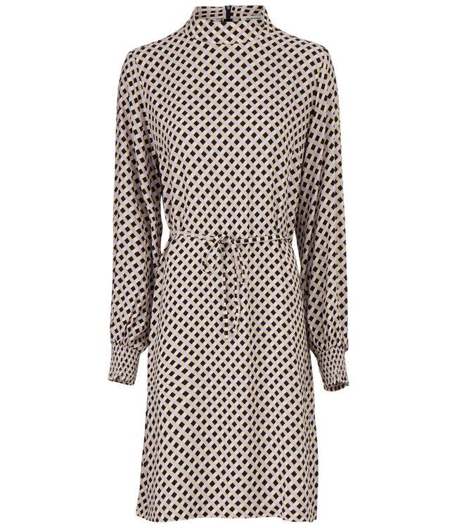 MODSTRÖM - Henrikka print dress
