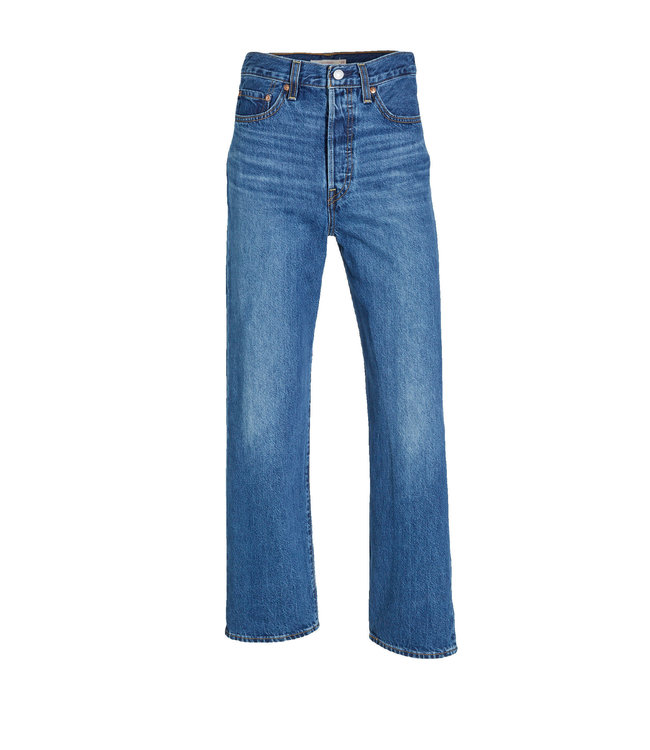 LEVIS - Ribcage straight ankle at