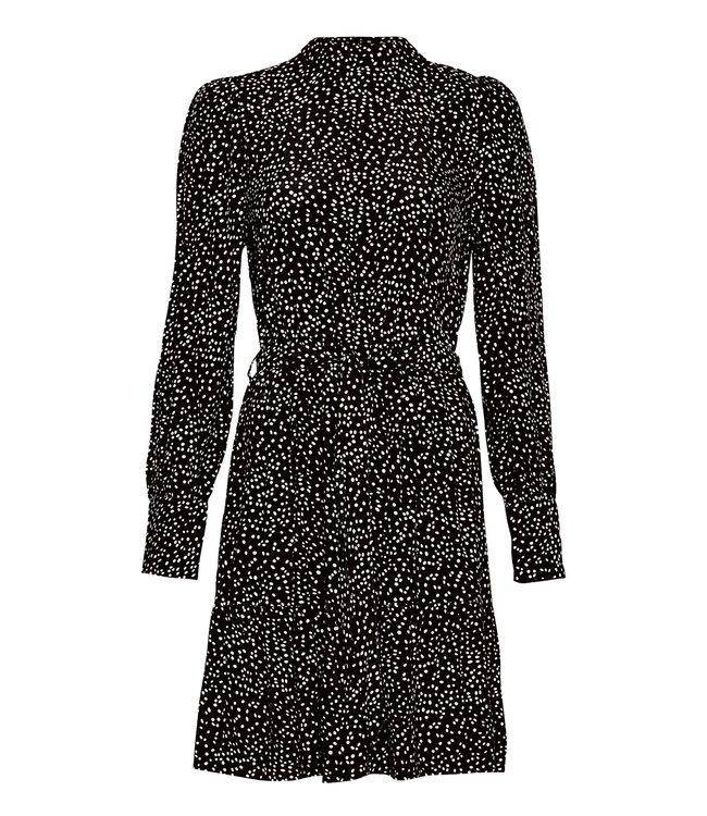 MSCH - Willow polysilk jurk
