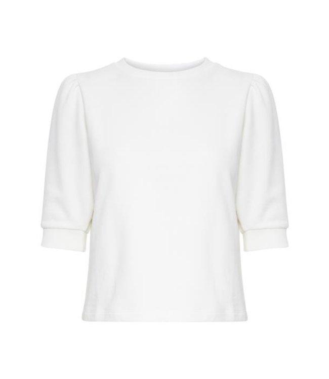 ICHI - Ihyarlet trui wit