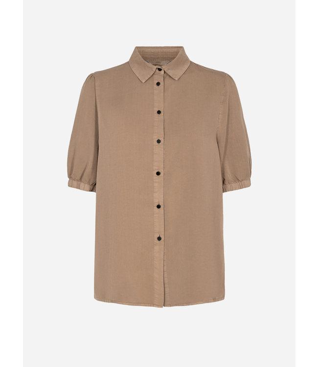 NUMPH - Nucasilda shirt tannin