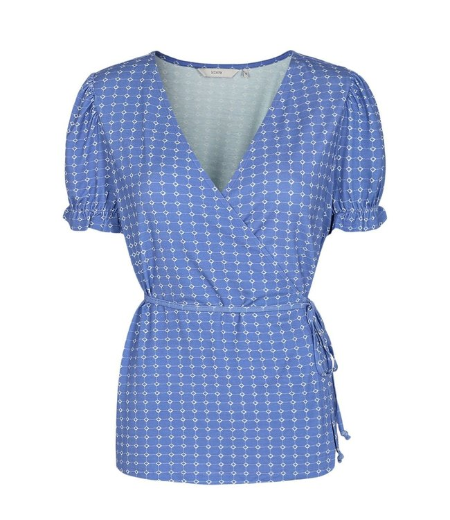 NUMPH - Nucerise blouse wedgewood