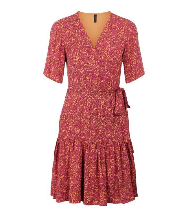 YAS - Yasrislo wrapp jurk