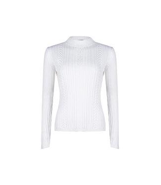LOFTY MANNER LOFTY MANNER - Sweater hope white