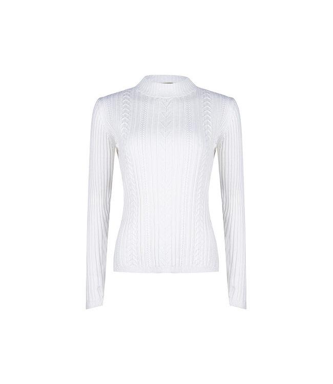 LOFTY MANNER - Sweater hope white
