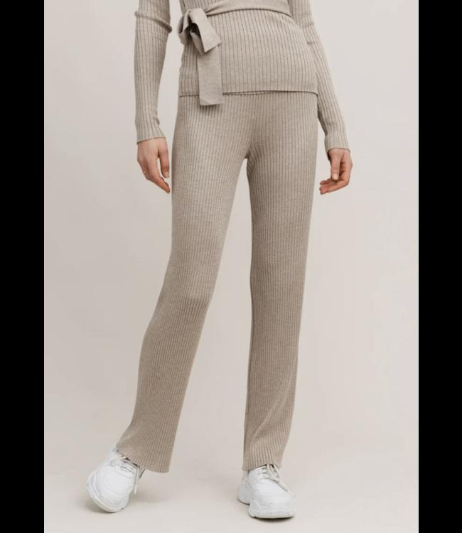 RUT & CIRCLE - Vanessa knit broek