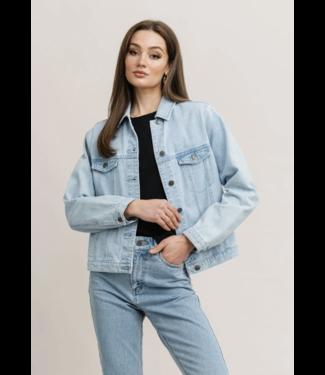 RUT & CIRCLE RUT & CIRCLE - Lova jeans jacket