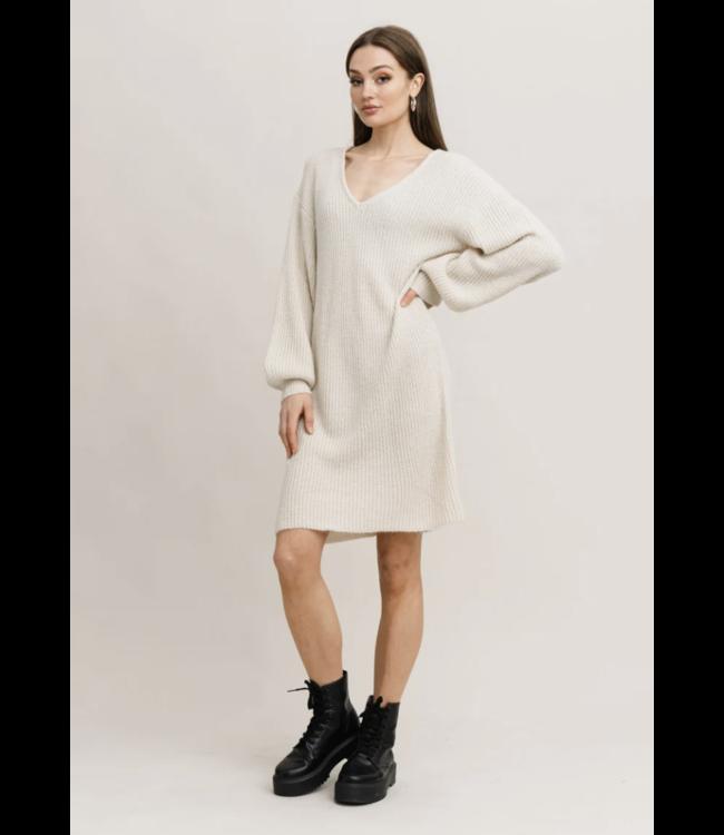 RUT & CIRCLE - Miranda knit jurk