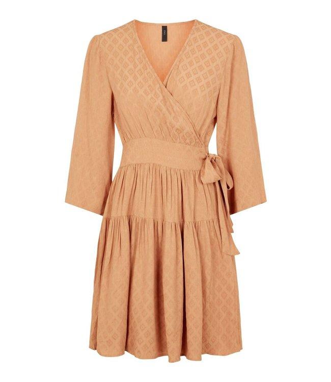 Y.A.S - Yassepi wrap jurk