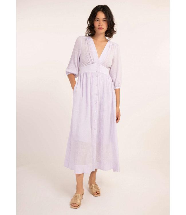 FRNCH - Robe aliya jurk lila