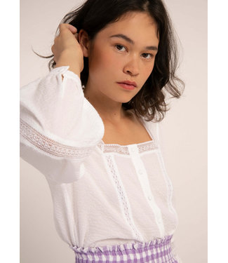 FRNCH FRNCH - Camomille top