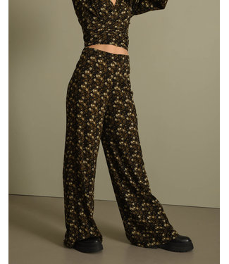 THINGS I LIKE THINGS I LOVE THINGS I LIKE THINGS I LOVE - Indy Pants bali print