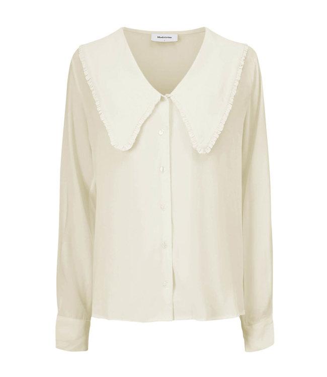 MODSTROM - Idalina blouse wit