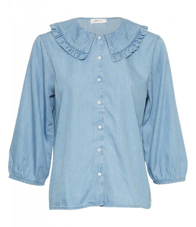 MSCH - Flikka janina 3/4 blouse