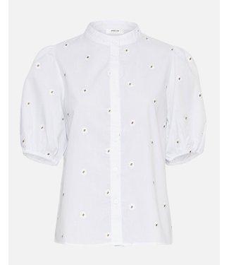 Moss Copenhagen MSCH - Nona 2/4 blouse