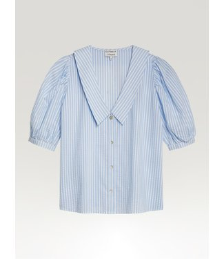 CATWALK JUNKIE CATWALK JUNKIE - Azure blouse