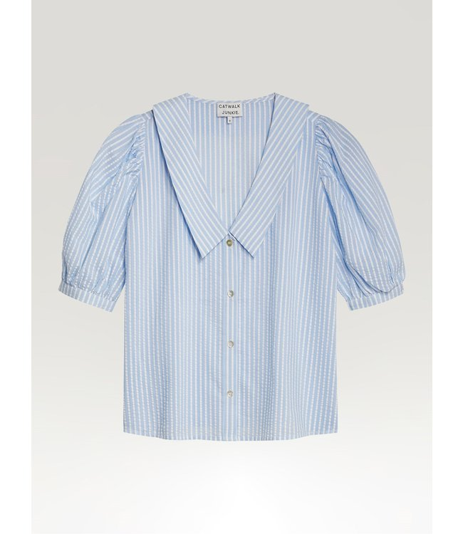 CATWALK JUNKIE - Azure blouse