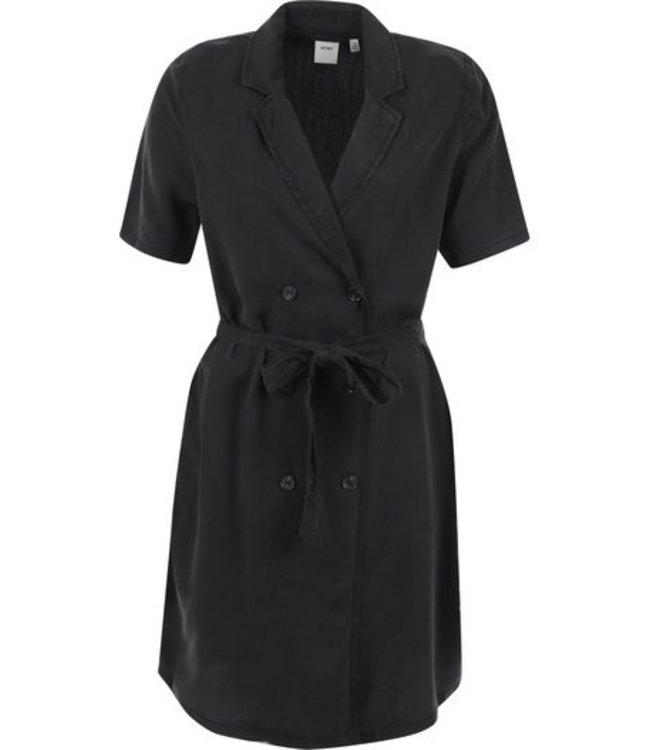 ICHI - Ihbesto dress zwart
