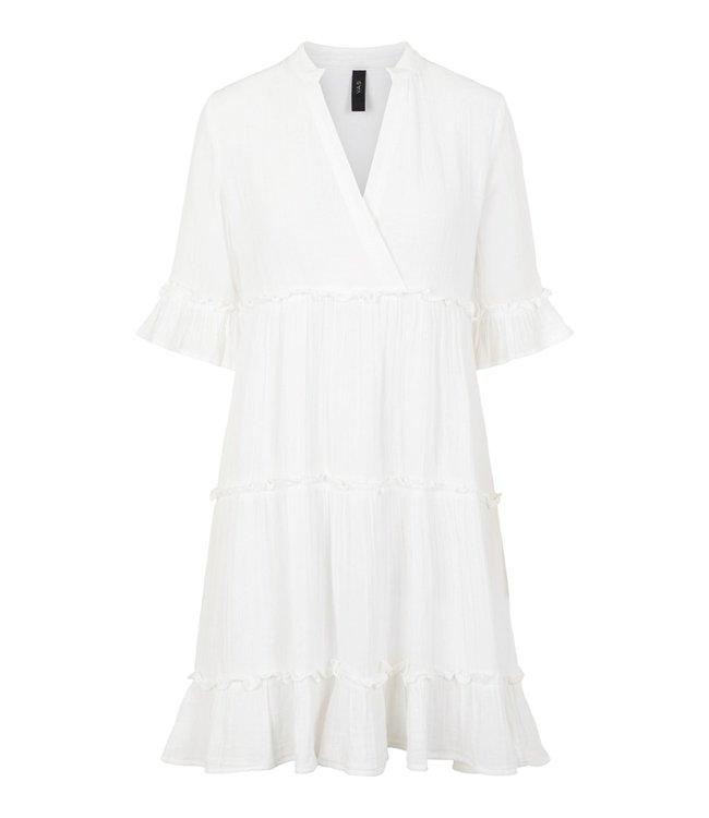 Y.A.S -  Yaslima dress wit