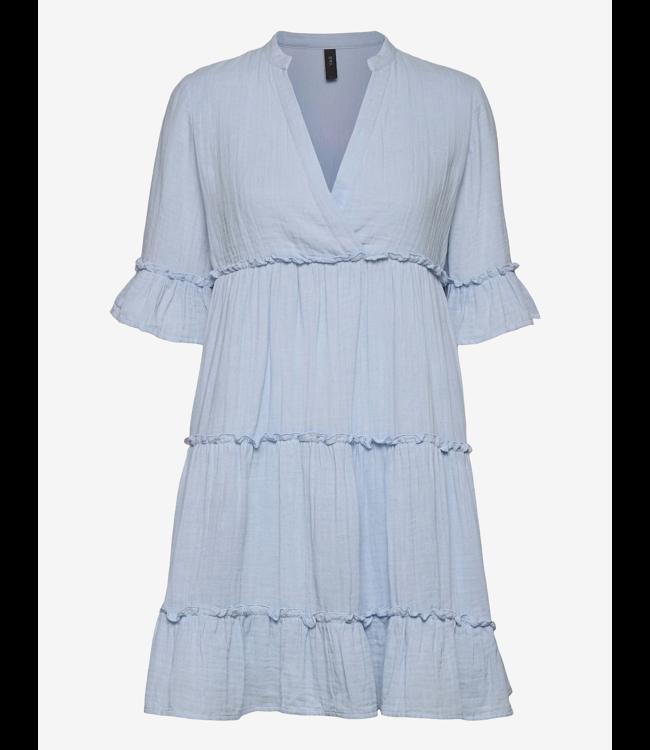 Y.A.S -  Yaslima dress blauw