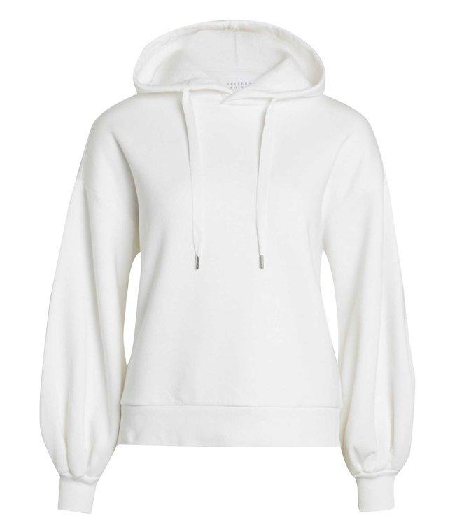 SISTERSPOINT - Peva hoodie wit