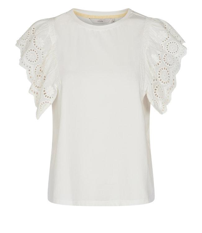 NÜMPH - Nuclio shirt wit