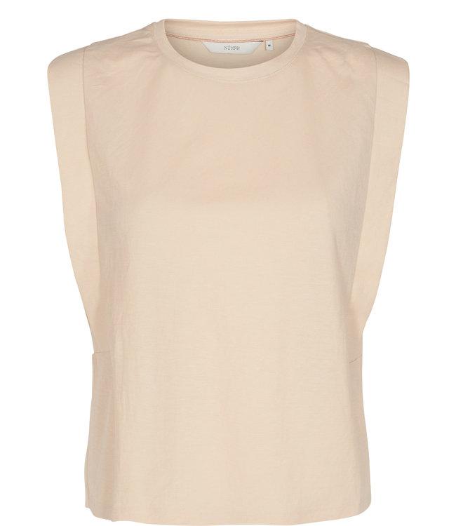 NÜMPH - Nusofia jersey blouse