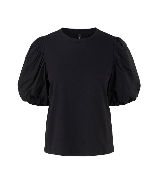 Y.A.S - Yasbixa top zwart