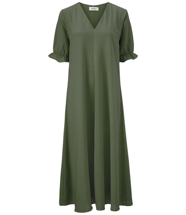 MODSTROM - Clementine jurk groen