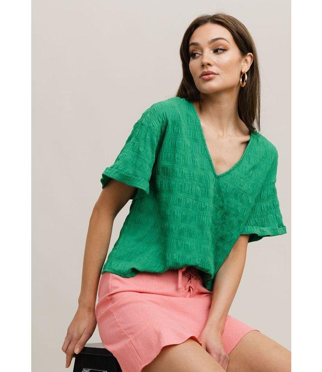 RUTT&CIRCLE - Cornelia blouse