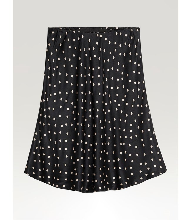 CATWALK JUNKIE - Happy dots mini skirt