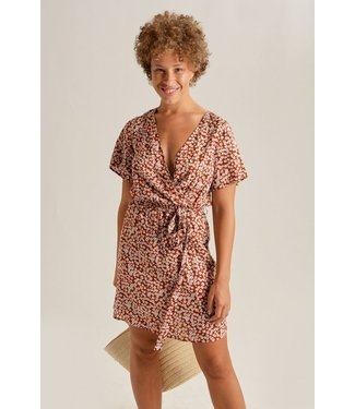 24COLOURS 24COLOURS - Rost jurk 20814