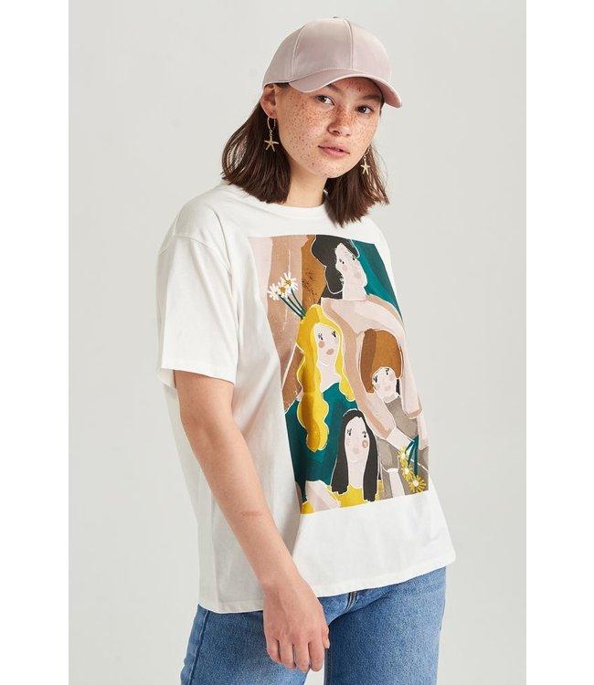 24COLOURS - Weiss t-shirt 11518