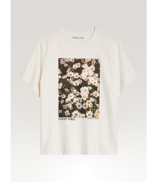 CATWALK JUNKIE - fields of joy t-shirt