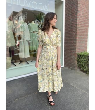 Y.A.S Y.A.S - Yasstencil jurk