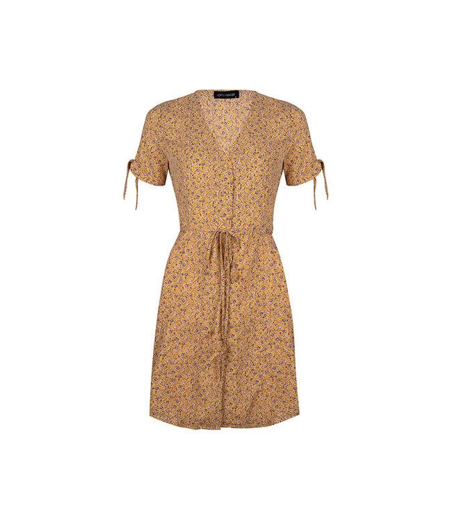 LOFTY MANNER - Dress Hedwig yellow
