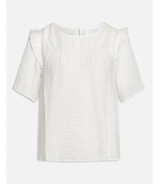SISTERS POINT SISTERSPOINT - Eca blouse wit