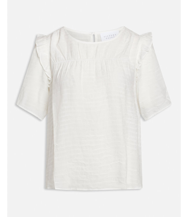 SISTERSPOINT - Eca blouse wit
