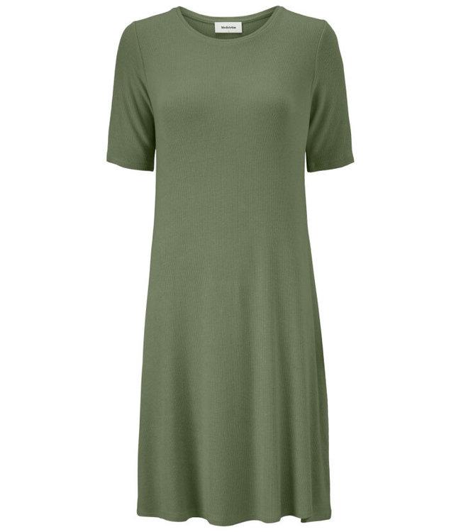MODSTROM - Krown dress groen