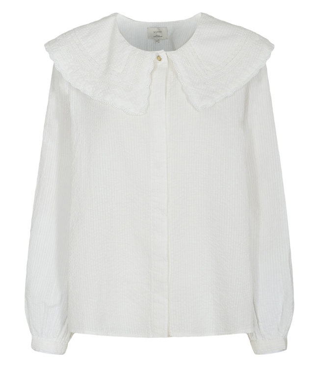NUMPH - Nucurran blouse wit