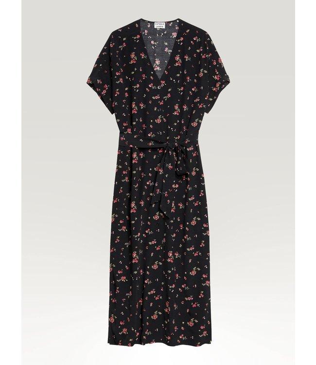 CATWALK JUNKIE - Rosie noir jurk