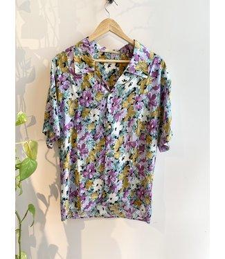 24COLOURS 24COLOURS - lila blouse 30288b