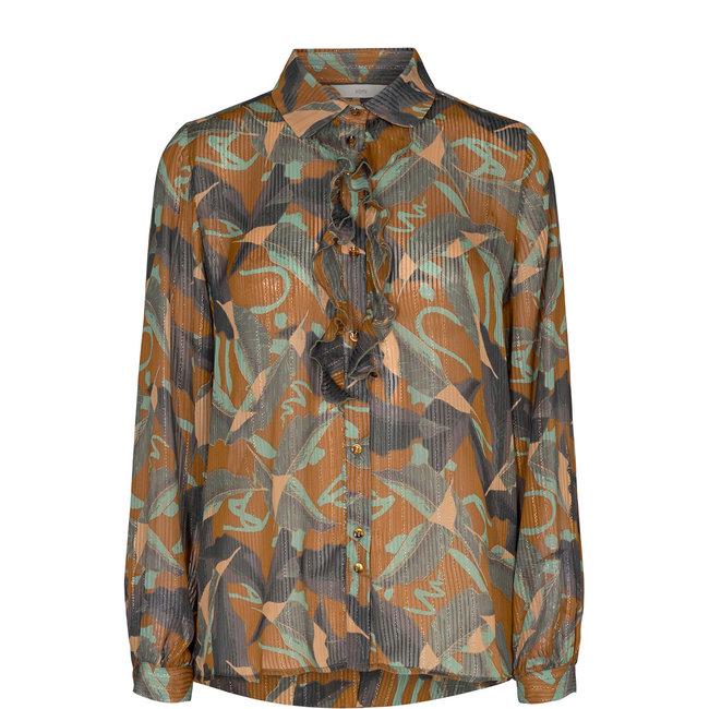 NÜMPH - Nucalixta blouse