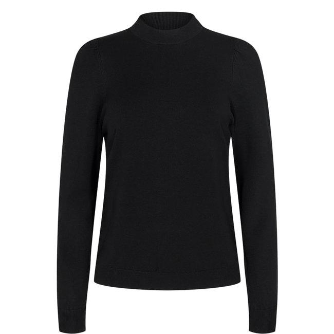 NUMPH - Nubaojin pullover zwart