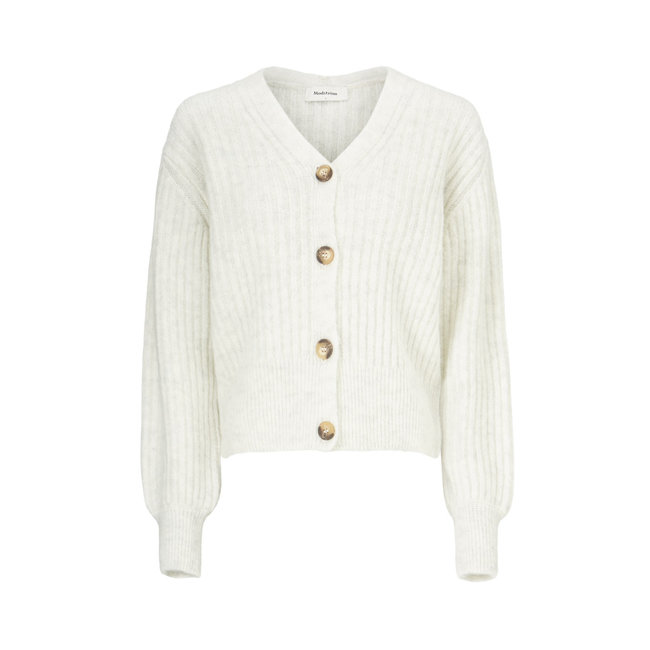 MODSTROM - Goldie cardigan off white