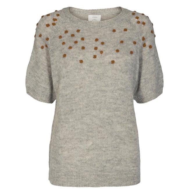NUMPH - Nucadear pullover grijs