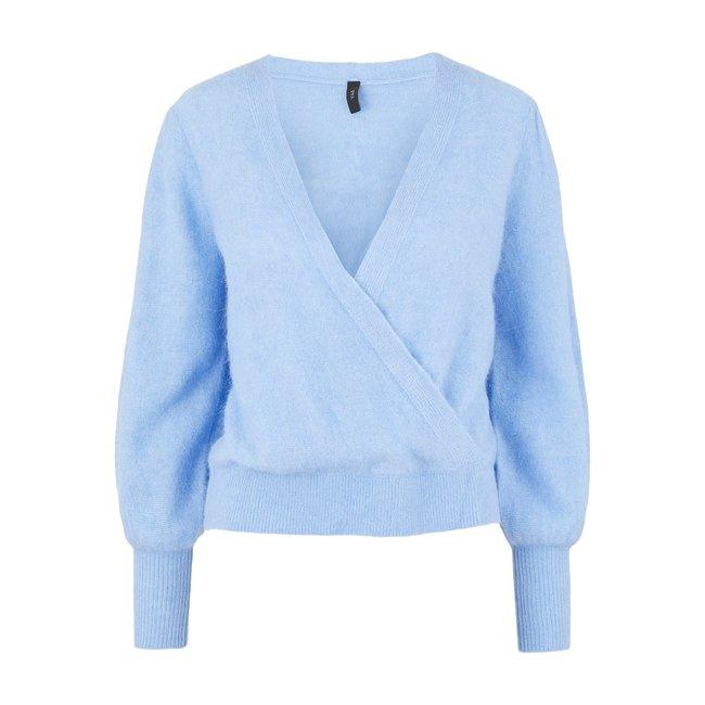 Y.A.S - Yasvista trui blauw