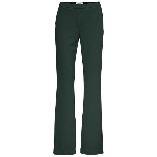MODSTRÖM - Tanny flare pants empire green