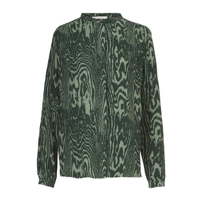 MODSTRÖM - Mae print blouse