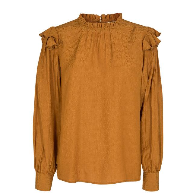 NÜMPH - Nucesaria blouse cathay spice